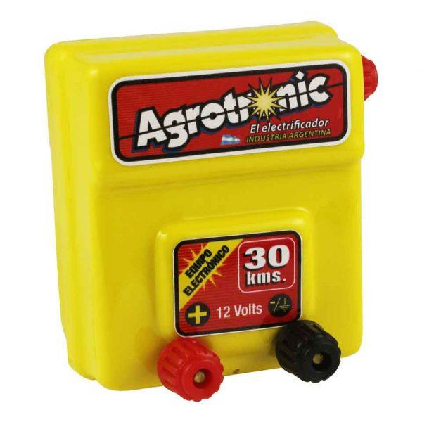 Electrificador Agrotronic 12V 30km