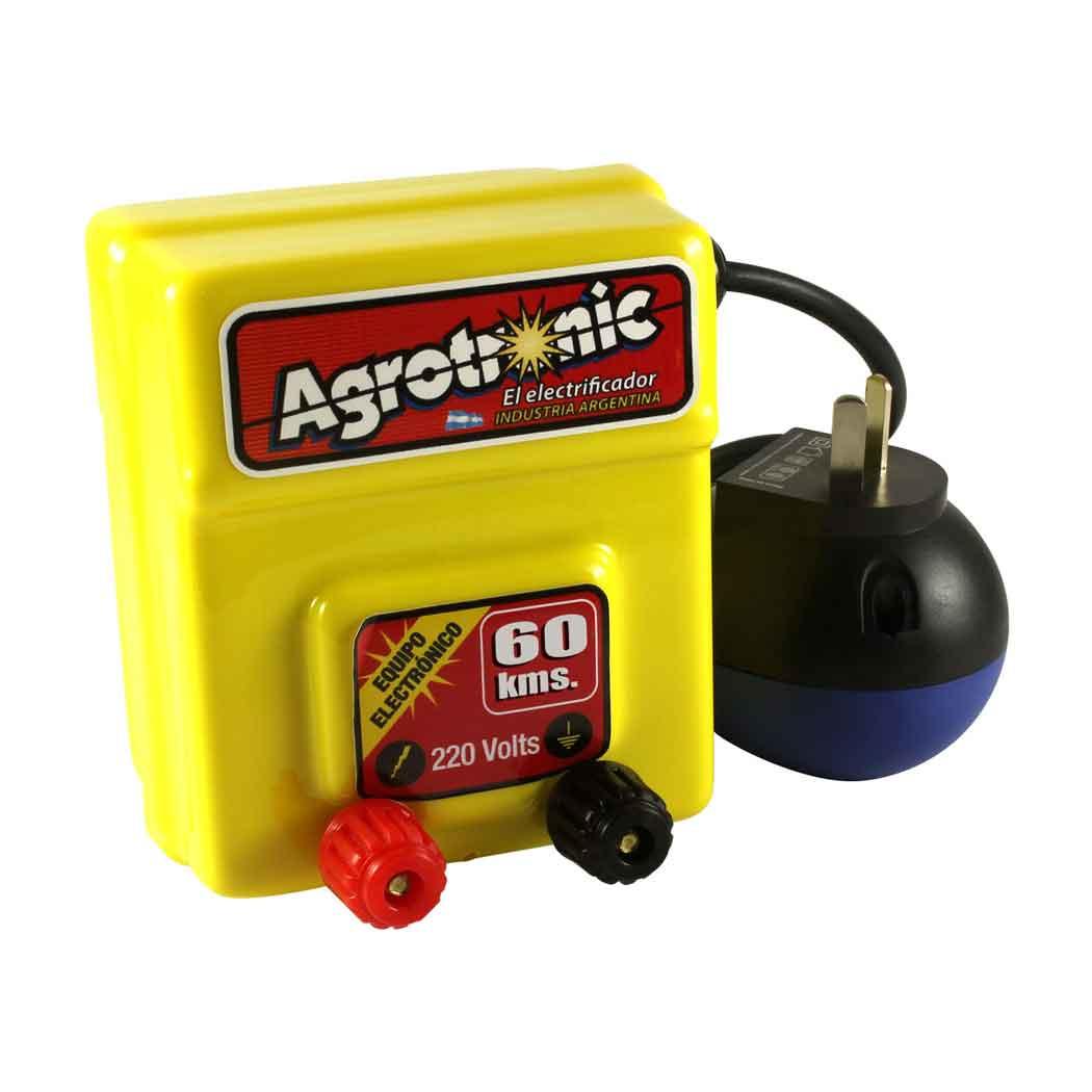 Electrificador Agrotronic 220V 60km