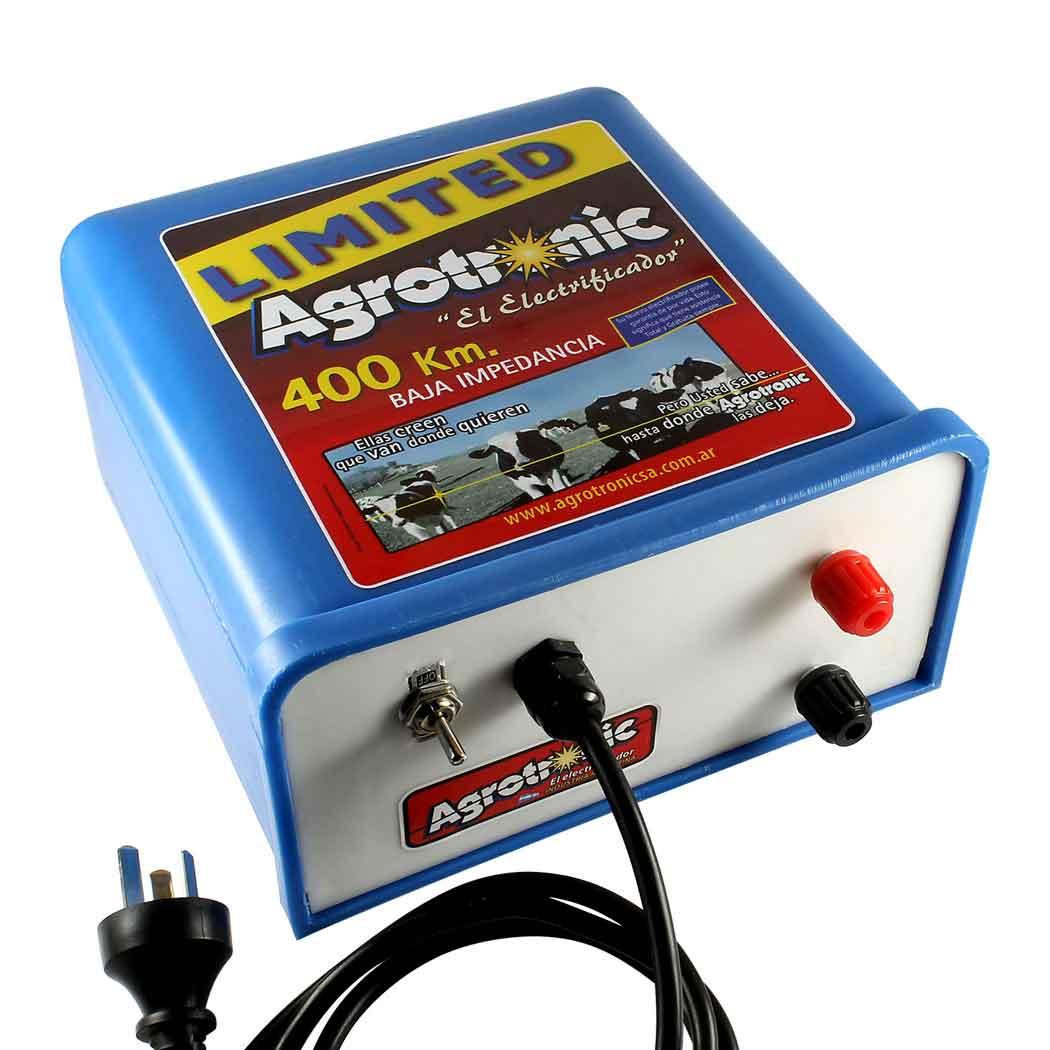 Electrificador Agrotronic Especial 220V 400Km